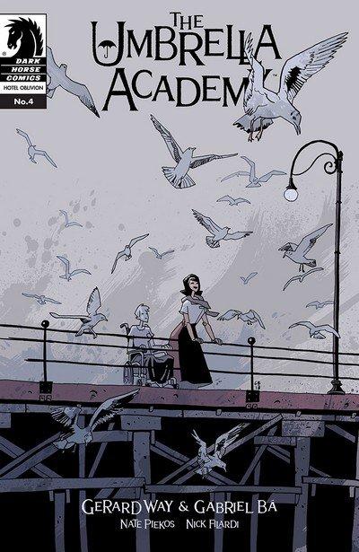 Umbrella Academy – Hotel Oblivion #4 (2019)