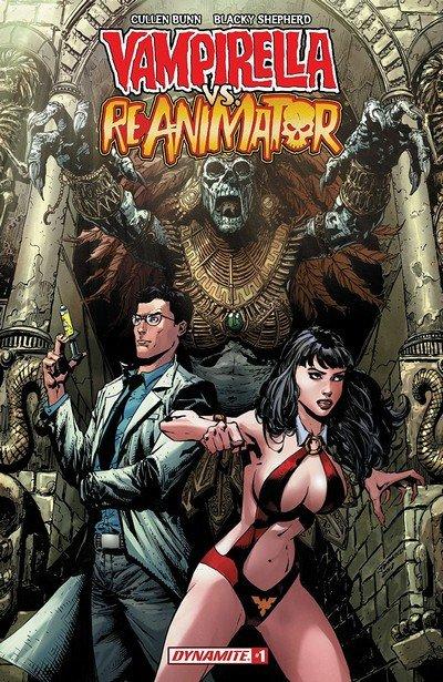 Vampirella vs. Reanimator #1 (2018)