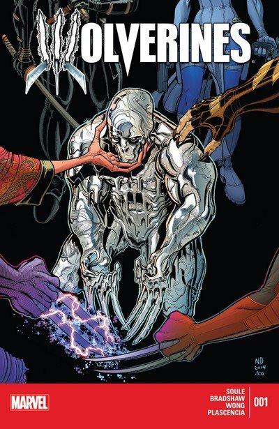 Wolverines #1 – 20 (2015)
