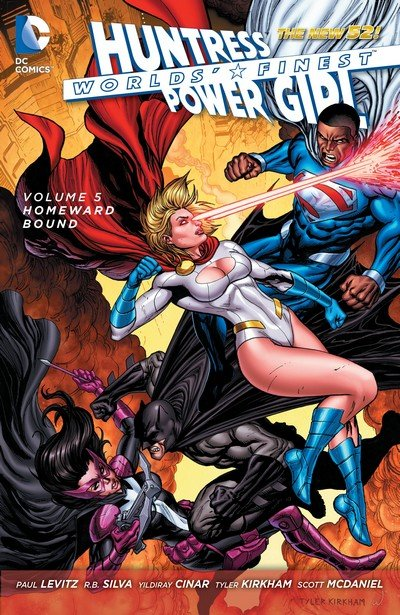 Worlds Finest Vol. 5 – Homeward Bound (TPB) (2015)