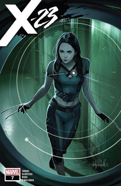 X-23 #7 (2018)