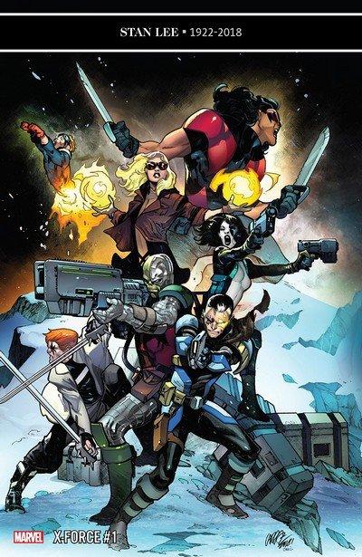 X-Force #1 (2018)