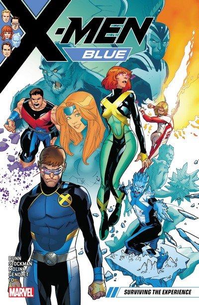 X-Men Blue Vol. 5 – Surviving The Experience (TPB) (2018)