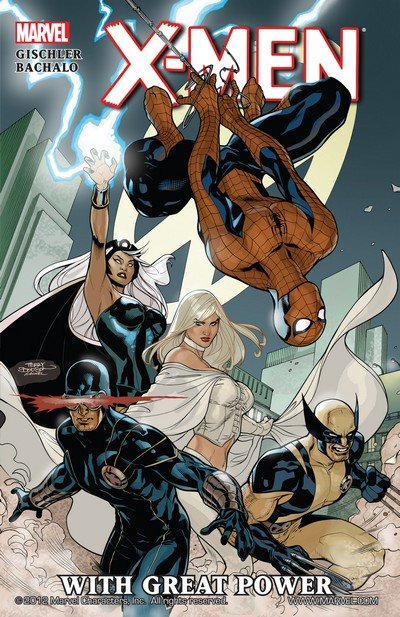 X-Men – With Great Power (TPB) (2012)