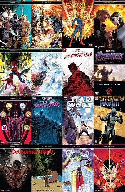 2019 01 09 Marvel Week+ – GetComics