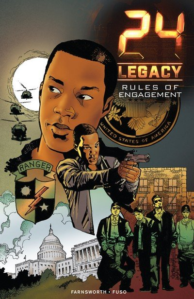 24 – Legacy – Rules of Engagement (TPB) (2018)