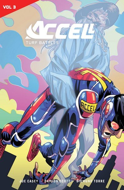 Accell Vol. 3 – Turf Battles (TPB) (2018)
