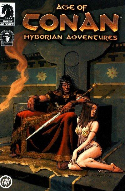 Age of Conan – Hyborian Adventures (2006)