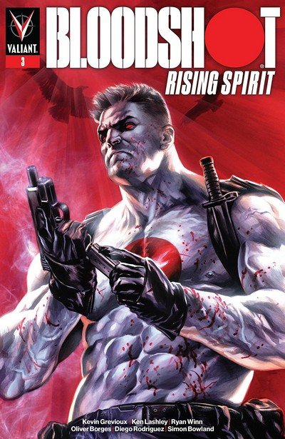 Bloodshot Rising Spirit #3 (2019)