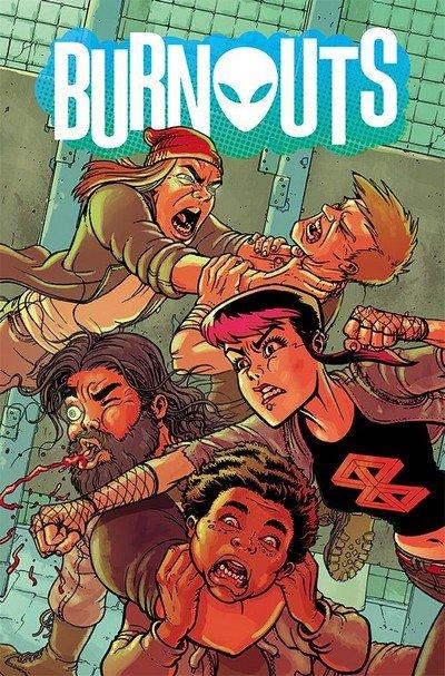 Burnouts #5 (2019)