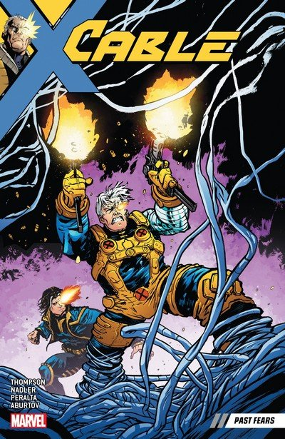 Cable Vol. 3 – Past Fears (TPB) (2018)