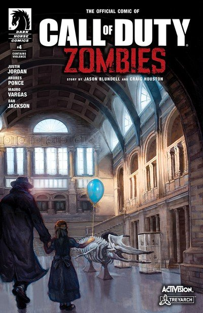 Call Of Duty – Zombies 2 #4 (2019)