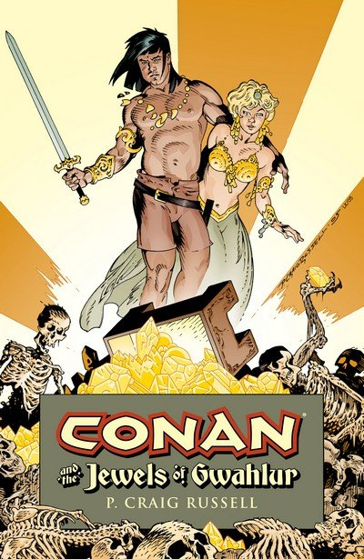 Conan and the Jewels of Gwahlur (TPB) (2005)