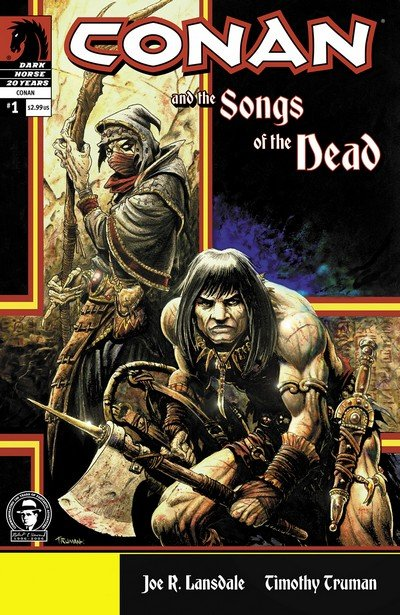 Conan and the Songs of the Dead #1 – 5 (2006)