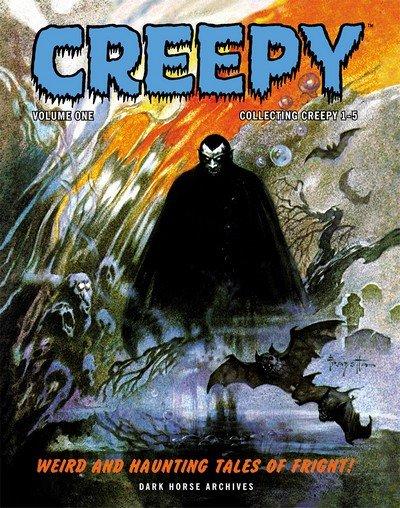 Creepy Archives Vol. 1 – 27 (2008-2018)