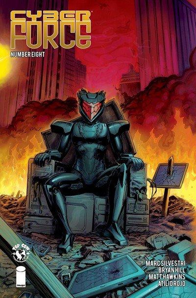 Cyber Force #8 (2019)
