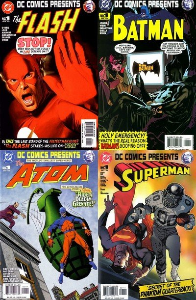 DC Comics Presents Vol. 2 (2004) (Collection)