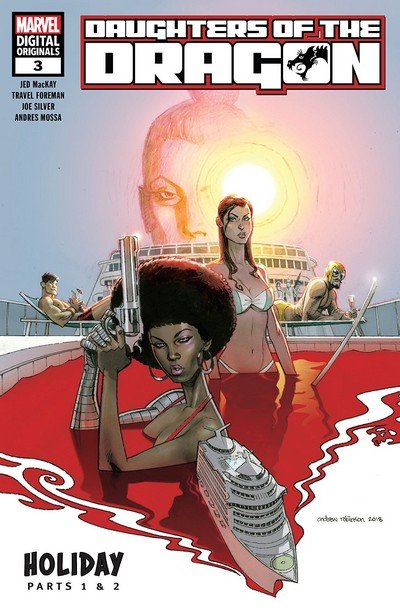 Daughters of the Dragon #3 (2019)