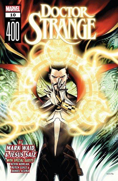 Doctor Strange #10 (2019)