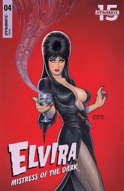 Elvira – Mistress Of The Dark #4 (2019)
