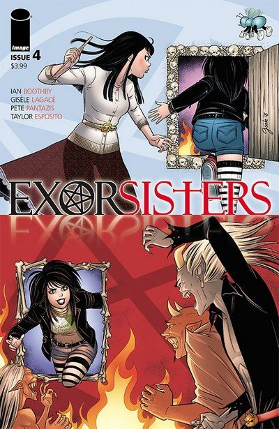 Exorsisters #4 (2019)