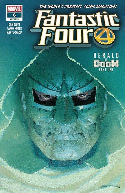 Fantastic Four #6 (2019)