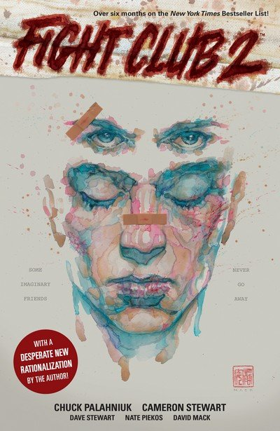 Fight Club 2 – The Tranquility Gambit (TPB) (2018)