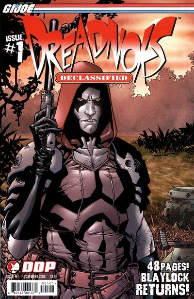 G.I. Joe – Dreadnoks Declassified #1 – 3 (2006-2007)
