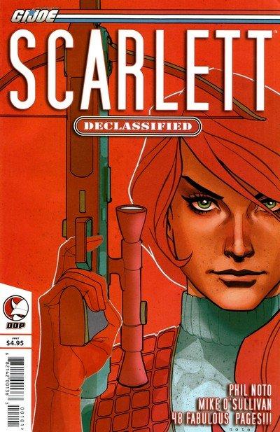 G.I. Joe – Scarlett – Declassified (2006)