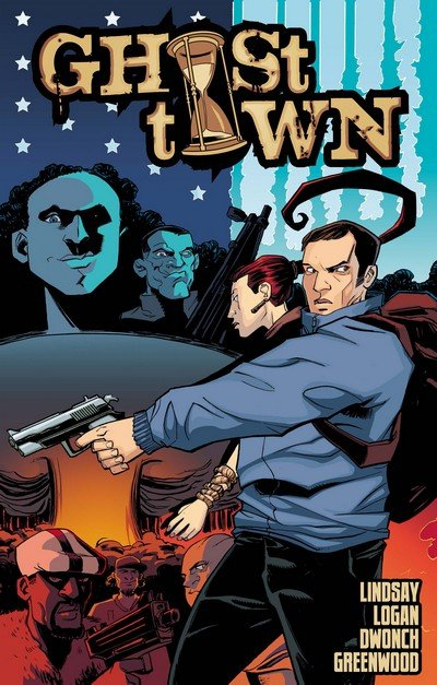 Ghost Town – Vol. 1 Collection (TPB) (2014)