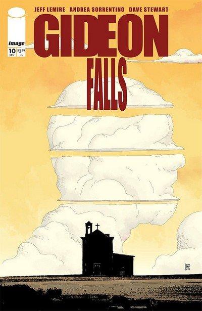 Gideon Falls #10 (2019)