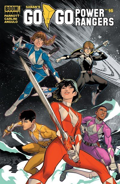 Go Go Power Rangers #16 (2019)