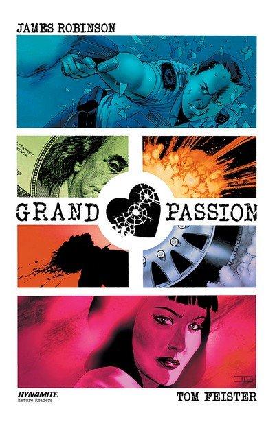Grand Passion (TPB) (2017)