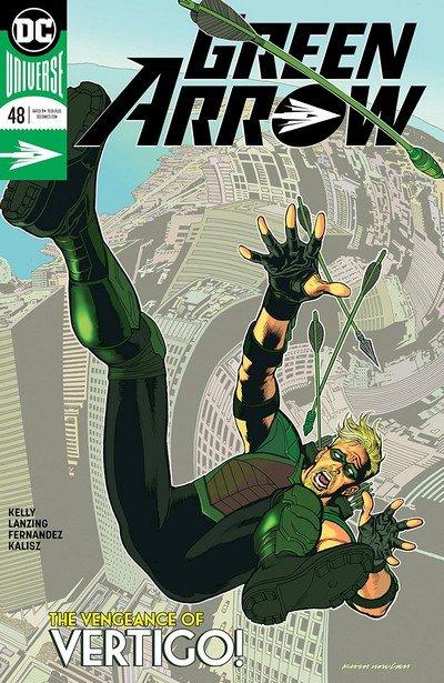 Green Arrow #48 (2019)