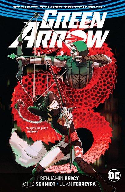 Green Arrow – Rebirth Deluxe Edition Book 1 (2018)