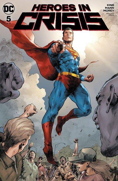 Heroes In Crisis #5 (2019)