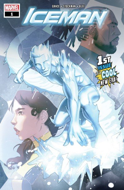 Iceman #1 – 5 (2018-2019)
