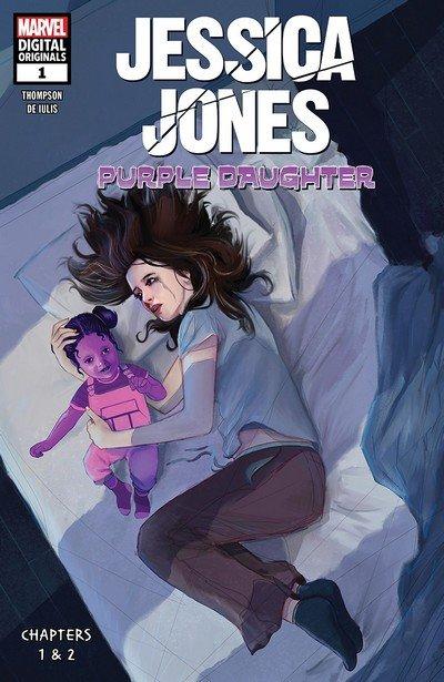 Jessica Jones – Purple Daughter #1 (2019)