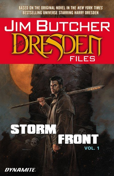Jim Butcher's The Dresden Files – Storm Front Vol. 1 (TPB) (2014)