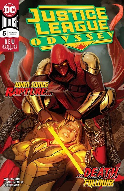 Justice League Odyssey #5 (2019)