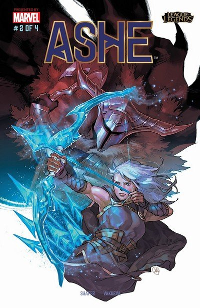 League of Legends – Ashe – Warmother Special Edition #2 (2019)