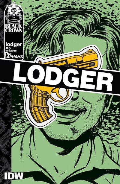Lodger #3 (2019)