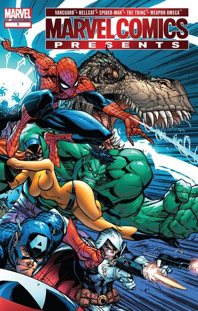 Marvel Comics Presents Vol. 2 #1 – 12 (2007-2008)