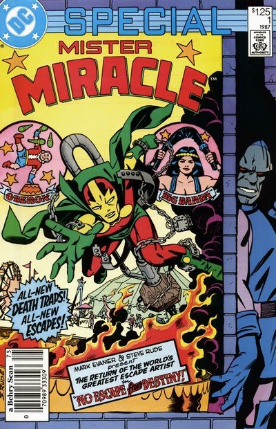 Mister Miracle Special #1 (1987)