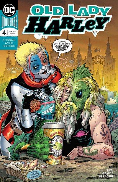 Old Lady Harley #4 (2019)