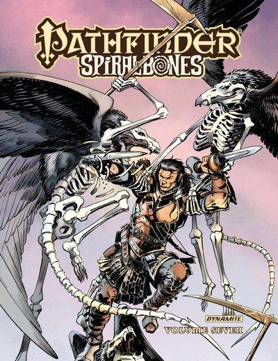Pathfinder Vol. 7 – Spiral of Bones (TPB) (2019)