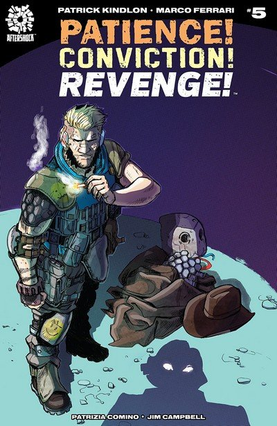 Patience! Conviction! Revenge! #5 (2019)
