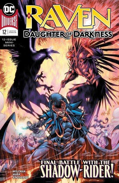 Raven – Daughter Of Darkness #12 (2019)