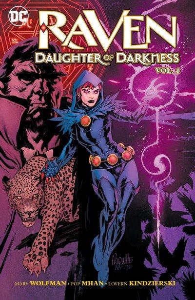 Raven – Daughter of Darkness Vol. 1 (TPB) (2018)
