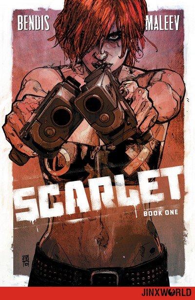 Scarlet Book 1 – 2 (2018)